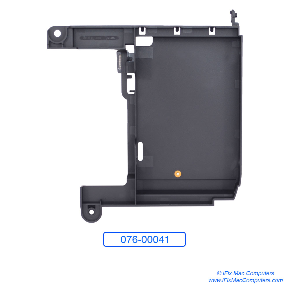 Hard Drive Carrier w/ HD Flex Cable for Mac mini Late 2014 Model: A1347 Order: MGEM2LL/A, MGEN2LL/A, MGEQ2LL/A, BTO/CTO Identifier: Macmini7,1 Release date: 16-Oct-14