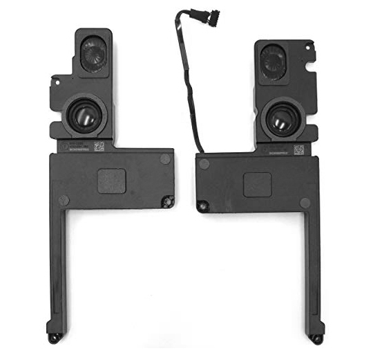 Speaker Set (Left and Right) for MacBook Pro 15-inch (Retina Mid 2012, Retina Early 2013)