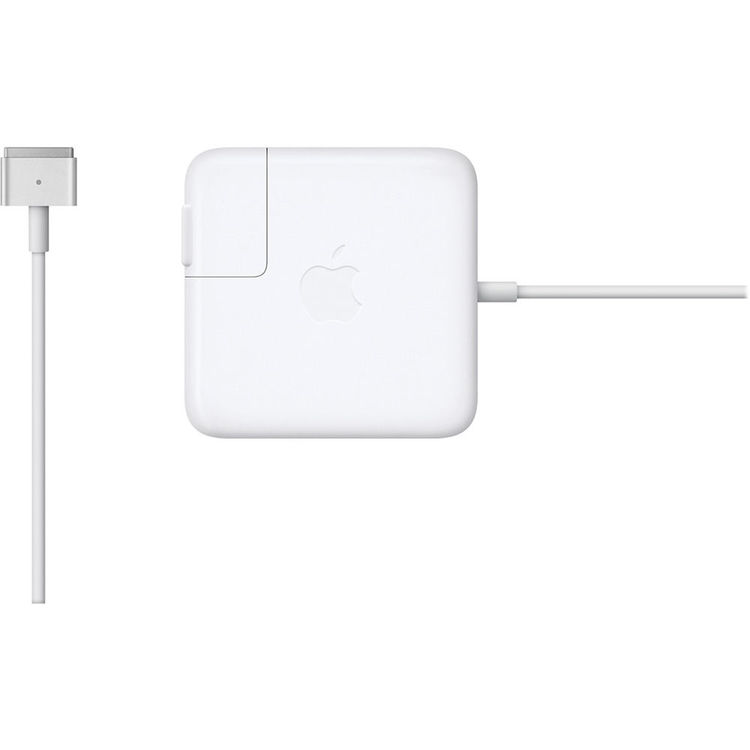 Apple AC/Power Adapter Magsafe 2 45W for MacBook Air 11-inch (Mid 2012, Mid 2013, Early 2014, Early 2015), MacBook Air 13-inch (Mid 2012, Mid 2013, Early 2014, Early 2015, Mid 2017)