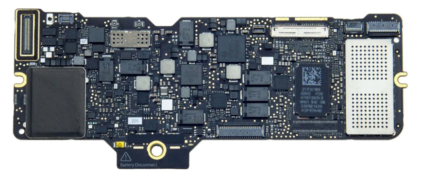 Logic Board Core M 1.3GHz 256GB for MacBook 12-inch Retina (Early 2015)