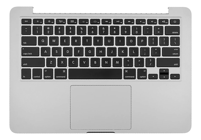 Top Case w/ Keyboard w/ Battery w/ Trackpad 661-02361 for MacBook Pro Retina 13-inch Early 2015