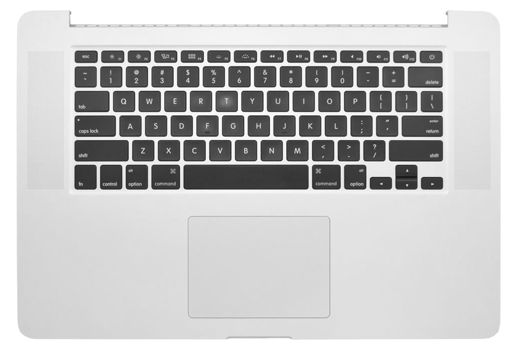 Top Case w/ Keyboard w/ Battery 661-02536 for MacBook Pro Retina 15-inch Mid 2015