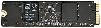 Solid State Drive (SSD) PCIe 661-03525, 661-7459, 661-7462, 661-7456 for MacBook Air 11-inch Mid 2013