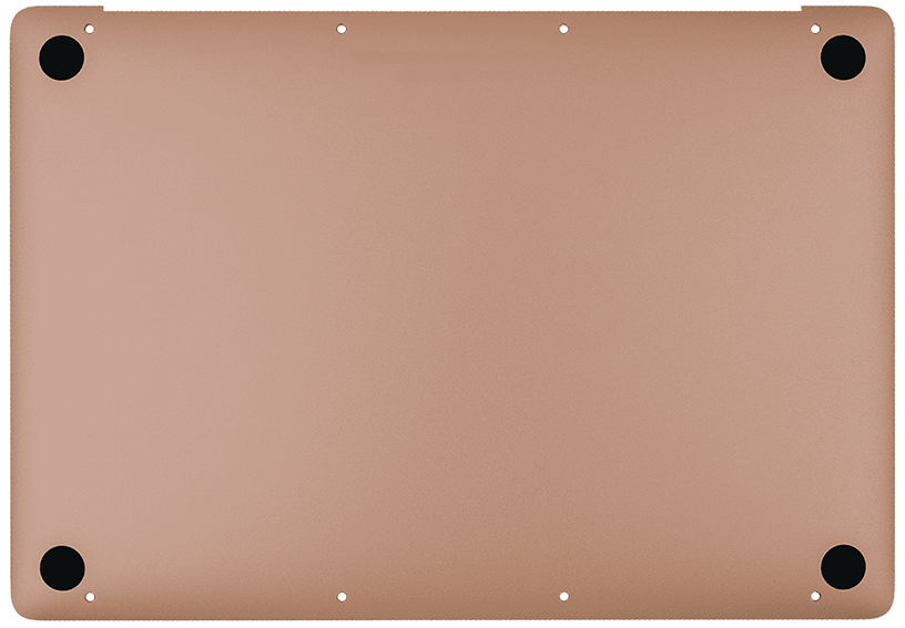 Bottom Case w/ Battery, Rose Gold MacBook 12-inch Retina (Early 2016, Mid 2017)