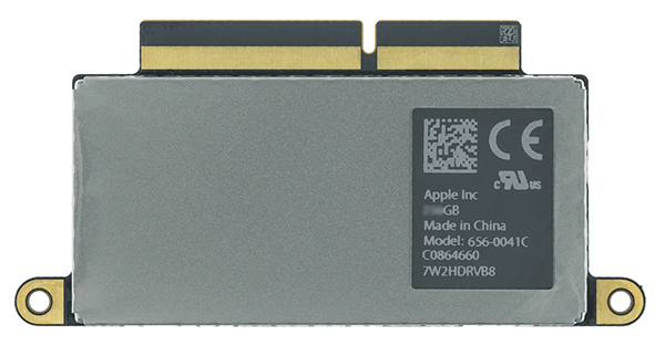 Solid State Drive (SSD / Flash) PCIe 661-05112, 661-05113, 661-05111, 661-07584 for MacBook Pro 13-inch 2017 2 TBT3