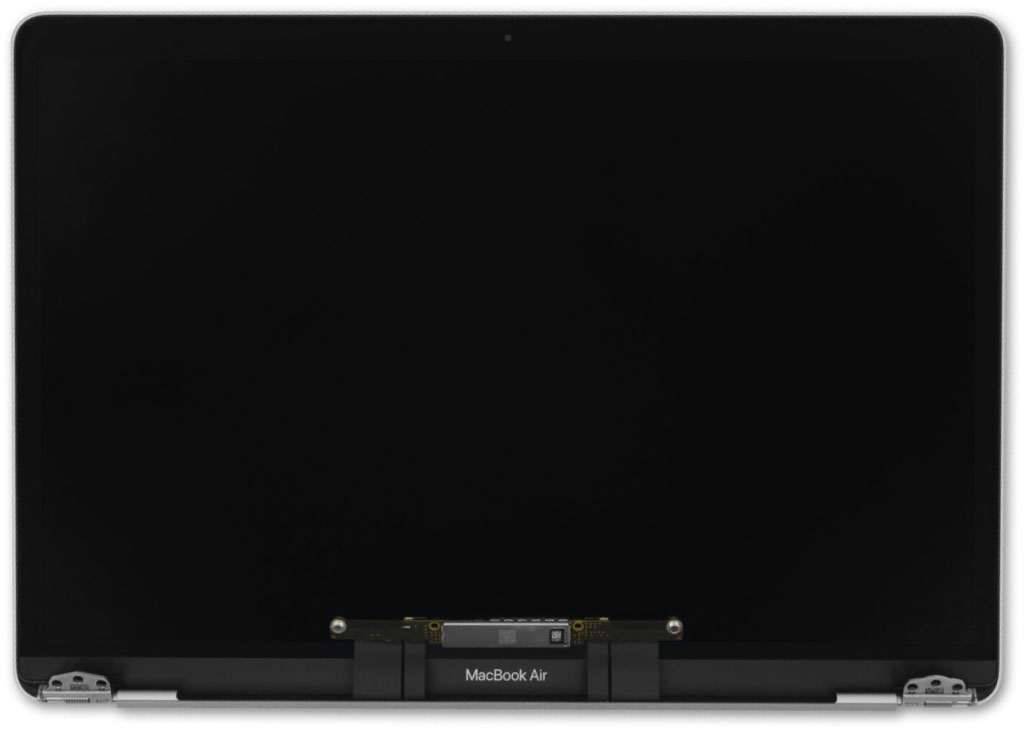 Display Assembly, Space Gray MacBook Air 13-inch Retina (Late 2018)