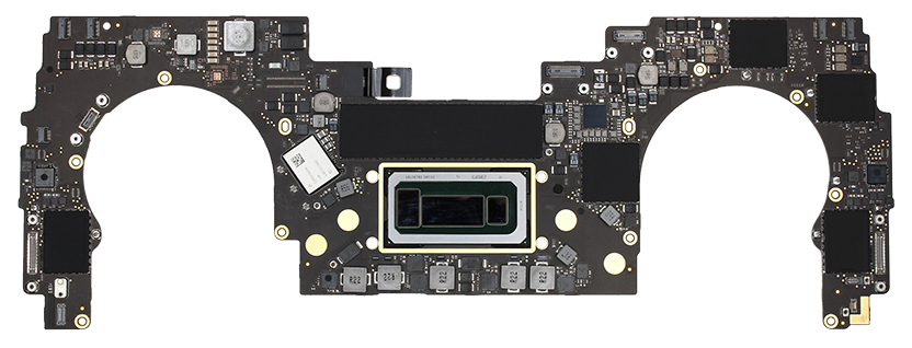 Logic Board, i7, 2.7GHz, 8GB, 512GB MacBook Pro 13-inch 4 TBT3 (Mid 2018)