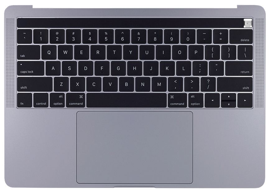 Top Case w/ Battery 661-10040, 661-10361 for MacBook Pro 13-inch 2018 4 TBT3