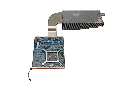 Graphics/Video Card AMD Radeon HD 6750M 256MB 661-6023