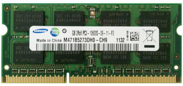 Memory RAM DDR3-1333MHz 661-6035, 661-6036, 661-6037 for Mac mini Mid 2011