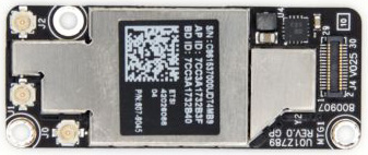 Airport/Bluetooth Wireless Card for Mac mini Mid 2011 Server Model: A1347 Order: MC936LL/A Identifier: Macmini5,3 Release date: 20-Jul-11