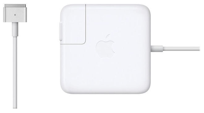 Apple AC/Power Adapter Magsafe 2 45W A1436 MacBook Air 11-inch (Mid 2012, Mid 2013, Early 2014, Early 2015), MacBook Air 13-inch (Mid 2012, Mid 2013, Early 2014, Early 2015, Mid 2017)