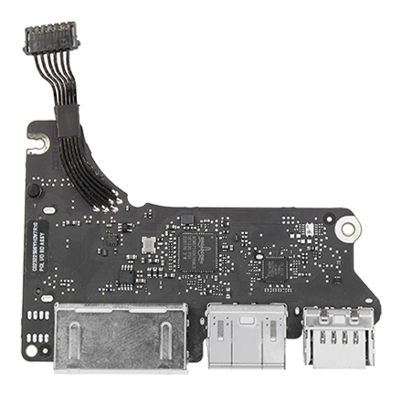 I/O Board, Right MacBook Pro 13-inch Retina (Late 2012, Early 2013)