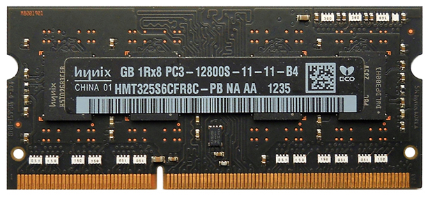 Memory DDR3 1600MHz / PC3-12800 661-7105, 661-7106, 661-6502 for iMac 21.5-inch Early 2013