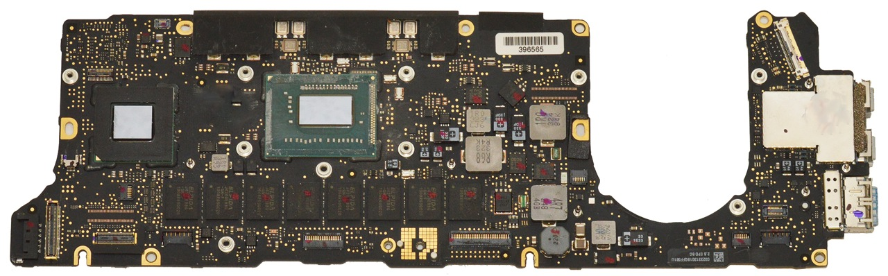 Logic Board 2.6GHz 8GB for MacBook Pro 13-inch Retina (Early 2013)