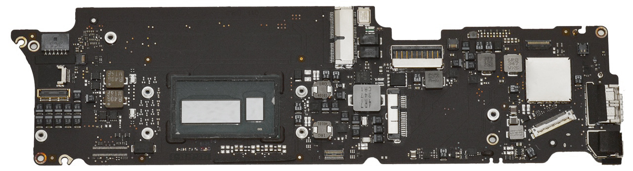 Logic Board 1.7GHz 4GB for MacBook Air 11-inch (Mid 2013, Early 2014)