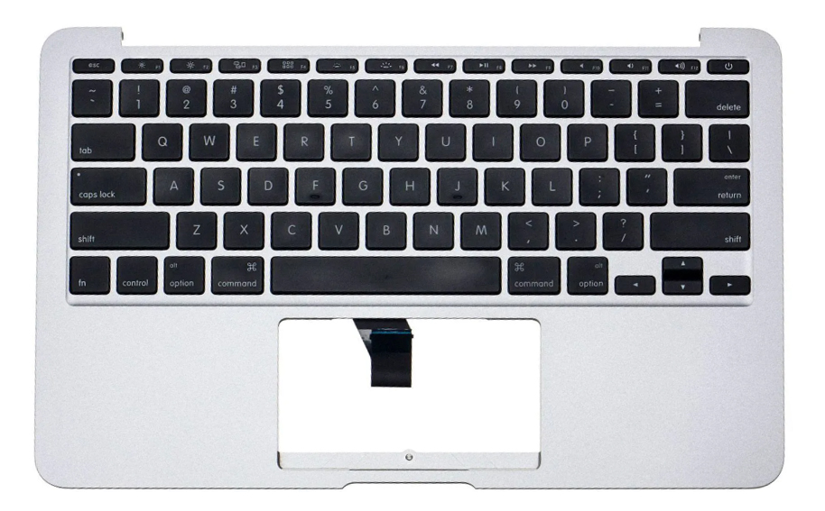 Top Case w/ Keyboard, US 661-7473 for MacBook Air 11-inch Early 2014