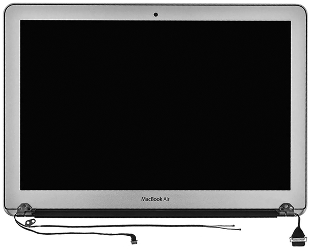 Display Assembly, Complete MacBook Air 13-inch (Mid 2013, Early 2014, Early 2015, Mid 2017)
