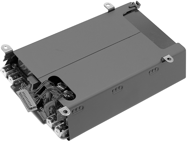 Power Supply w/ Metal Enclosure 661-7542 for Mac Pro Late 2013