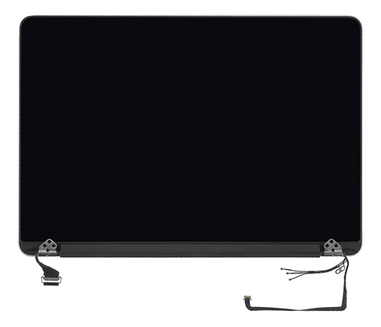 Display Assembly for MacBook Pro Retina, 13-inch, Mid 2014 Model: A1502 Order: MGX72LL/A, MGX92LL/A, MGXD2LL/A Identifier: MacBookPro11,1 Release date: 29-Jul-14