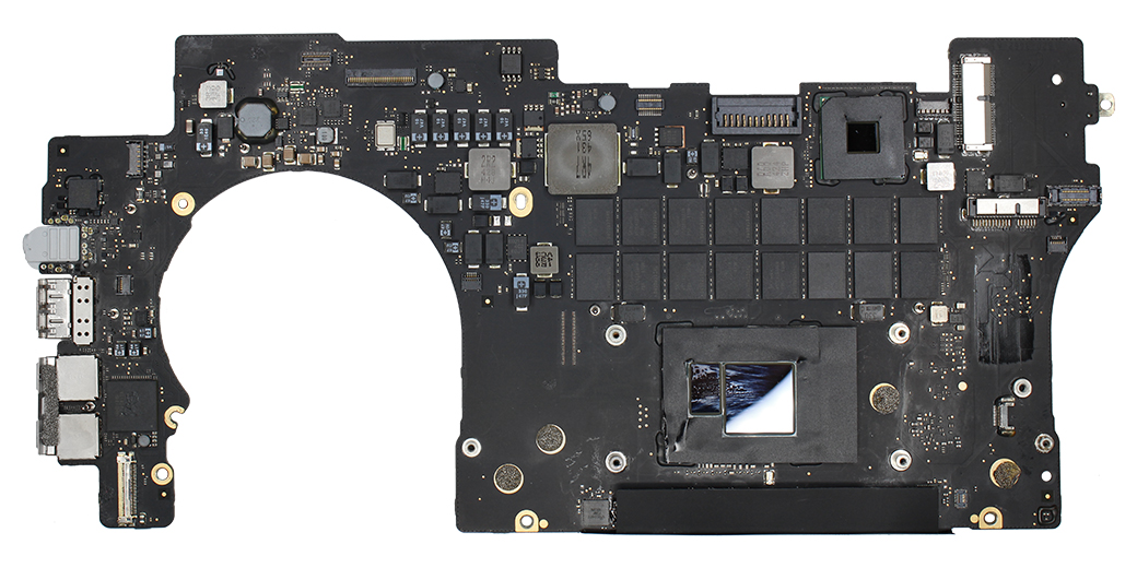 Logic Board 2.6GHz i7 16GB (Integrated Graphics) 661-8308