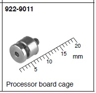 Screw Mushroom Head, Hex, 5Pk for Mac Pro (Mid 2012), Mac Pro Server (Mid 2012)