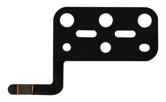Trackpad Flexure, Right 922-9647 for MacBook Air 11-inch Early 2014