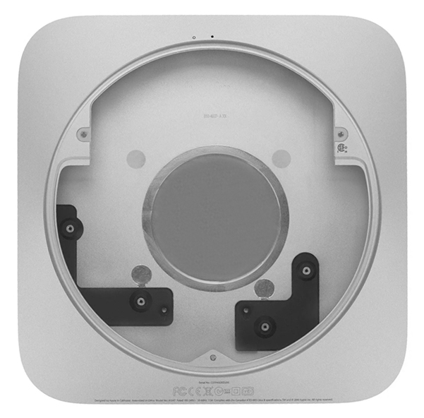Housing/Cover for Mac mini Mid 2011 Server Model: A1347 Order: MC936LL/A Identifier: Macmini5,3 Release date: 20-Jul-11