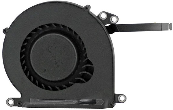 CPU Cooling Fan for MacBook Air 11-inch, Early 2015 Model: A1465 Order: MJVM2LL/A, BTO/CTO Identifier: MacBookAir7,1 Release date: 9-Mar-15