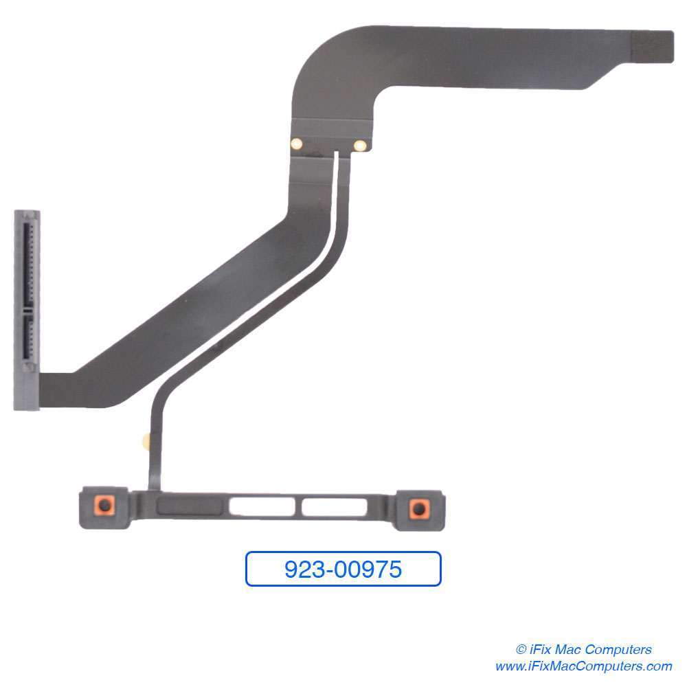Hard Drive Front Bracket/IR/Sleep/Cable for MacBook Pro 13-inch (Mid 2012)