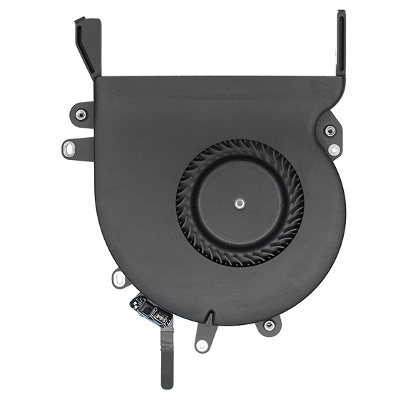 CPU Cooling Fan, Left for MacBook Pro 15-inch, 2017 Model: A1707 Order: MPTR2LL/A, MPTT2LL/A, BTO/CTO Identifier: MacBookPro14,3 Release date: 5-Jun-17