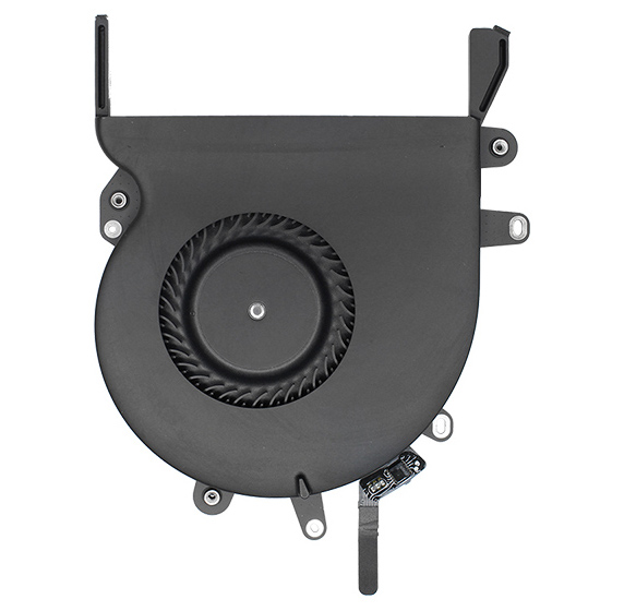 CPU Cooling Fan, Right for MacBook Pro 15-inch, 2017 Model: A1707 Order: MPTR2LL/A, MPTT2LL/A, BTO/CTO Identifier: MacBookPro14,3 Release date: 5-Jun-17