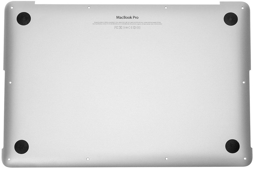 Bottom Case MacBook Pro 13-inch Retina (Late 2012)