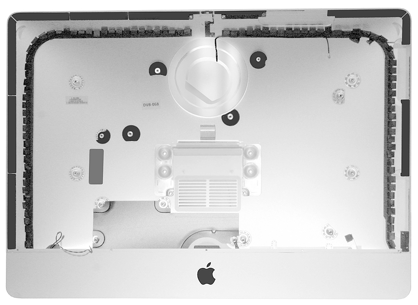Rear Housing 923-0265 for iMac 21.5-inch Late 2012