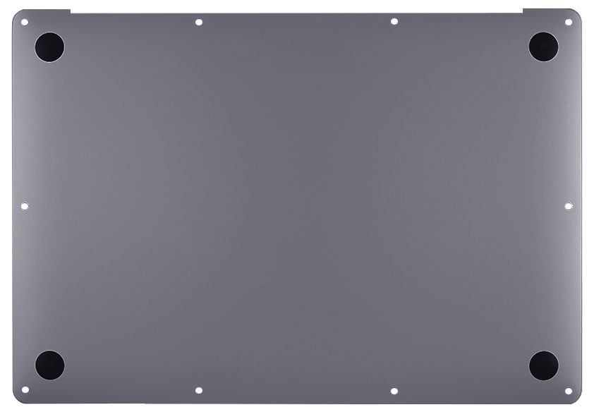 Bottom Case, Space Gray 923-02825