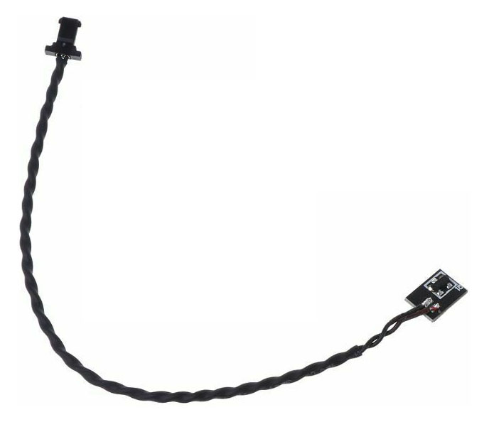 Display Skin Temperature Sensor Cable for iMac 27-inch, Late 2013 Model: A1419 Order: ME088LL/A, ME089LL/A, MF125LL/A Identifier: iMac14,2 Release date: 24-Sep-13