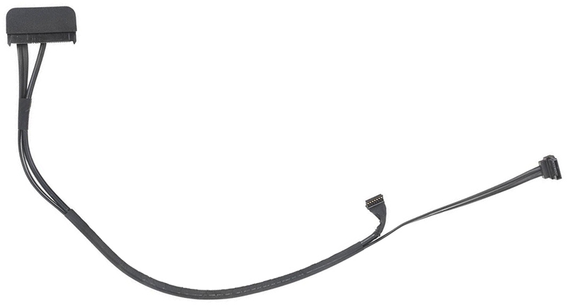 Front Panel To Backplane Cable for iMac 27-inch, Late 2013 Model: A1419 Order: ME088LL/A, ME089LL/A, MF125LL/A Identifier: iMac14,2 Release date: 24-Sep-13