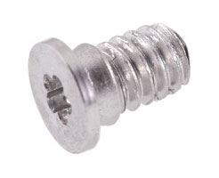 Screw, Bottom Case, Front, Pentalibe P5, Silver 923-03965