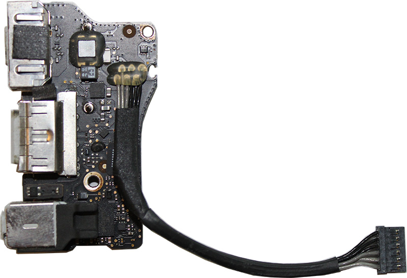 I/O Magsafe 2 / DC-In Board MacBook Air 13-inch (Mid 2013, Early 2014, Early 2015, Mid 2017)