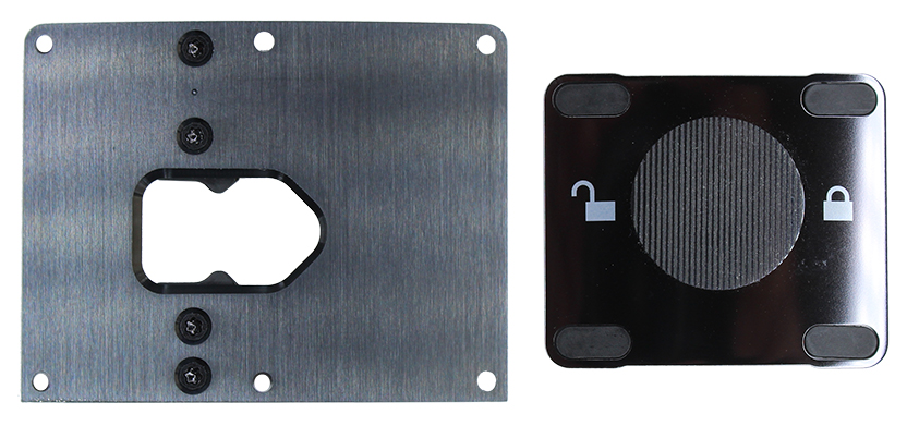 Housing Locking Mechanism 923-0499 for Mac Pro Late 2013