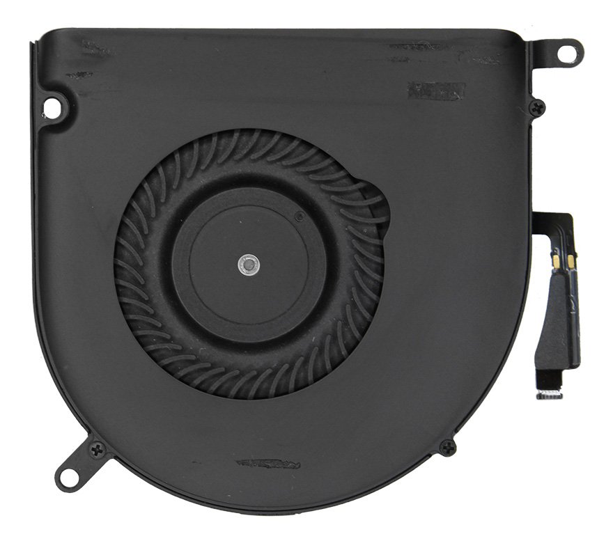 CPU Cooling Fan, Right for MacBook Pro Retina, 15-inch, Late 2013 Model: A1398 Order: ME293LL/A, BTO/CTO, ME294LL/A, ME874LL/A Identifier: MacBookPro11,2, MacBookPro11,3 Release date: 22-Oct-13