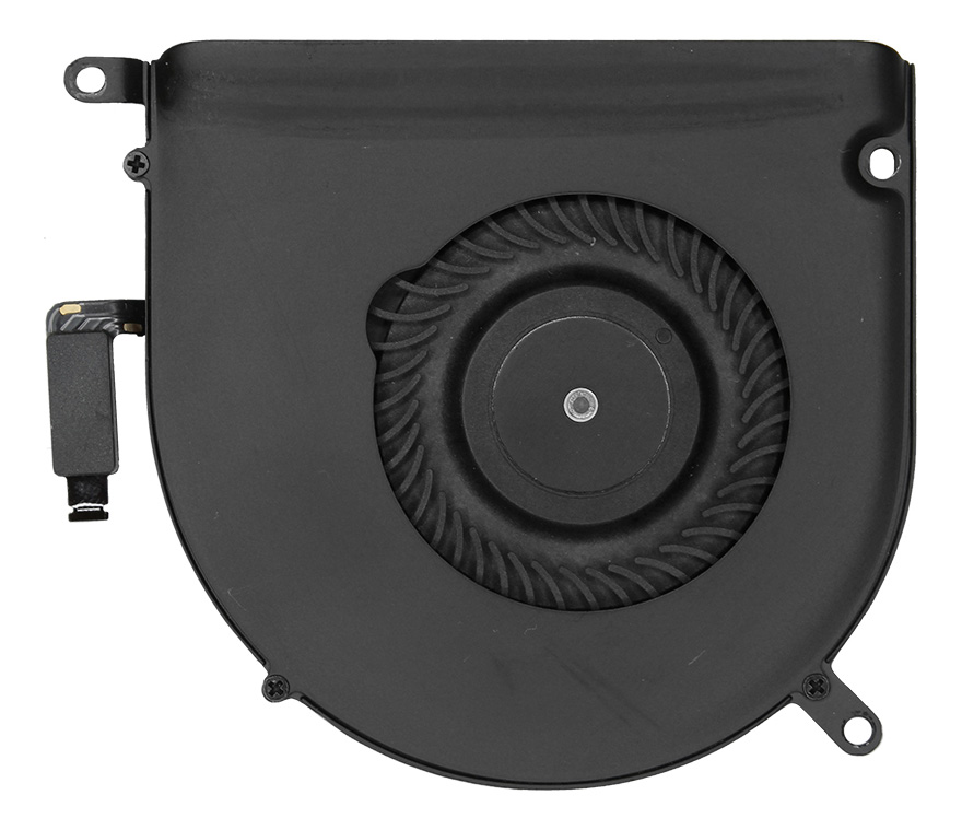 CPU Cooling Fan, Left for MacBook Pro Retina, 15-inch, Late 2013 Model: A1398 Order: ME293LL/A, BTO/CTO, ME294LL/A, ME874LL/A Identifier: MacBookPro11,2, MacBookPro11,3 Release date: 22-Oct-13